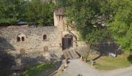 Entrata del castello di torrano